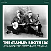 Country Pickin' and Singin' von The Stanley Brothers