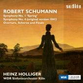 Schumann: Complete Symphonic Works, Vol. I de WDR Sinfonieorchester Köln