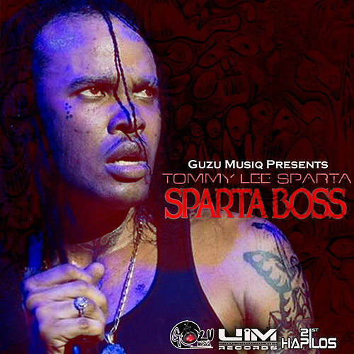 Sparta Boss by Tommy Lee sparta