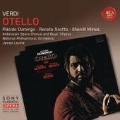 Verdi: Otello de James Levine