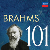 101 Brahms de Various Artists