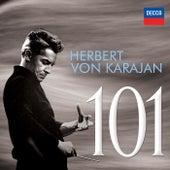 101 Herbert von Karajan de Various Artists