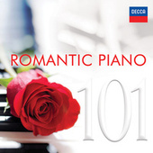 101 Romantic Piano de Various Artists