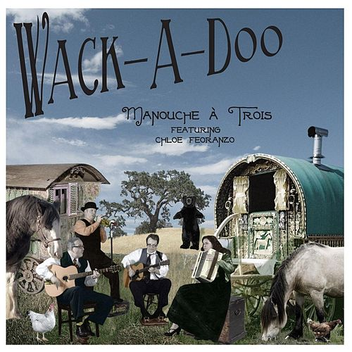 Manouche á Trois (Pre-Twenty-Three) by Wack-A-Doo