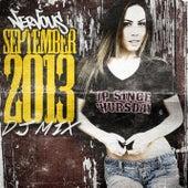 Nervous September 2013 - DJ Mix by Various Artists
