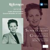 Lieder And Concerto Arias von Wolfgang Amadeus Mozart