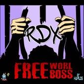 Free World Boss - Single by RDX