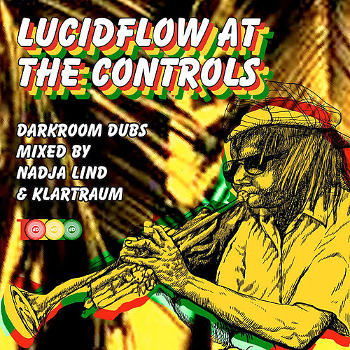 Lucidflow at the Controls - Darkroom Dubs Mixed By Nadja Lind & Klartraum by Various Artists
