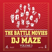 The Battle Movies, Vol. 3 de DJ Maze