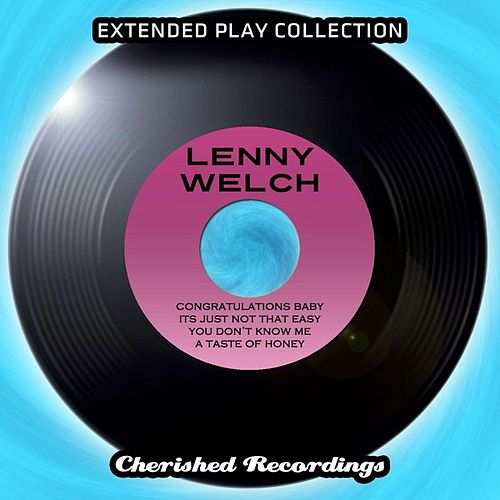 The Extended Play Collection, Vol. 149 by Lenny Welch