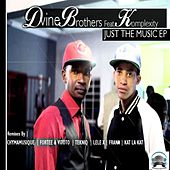 Just The Music EP de Dvine Brothers