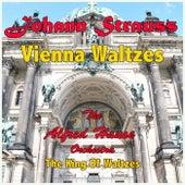 Strauss: Vienna Waltzes by Alfred Hause