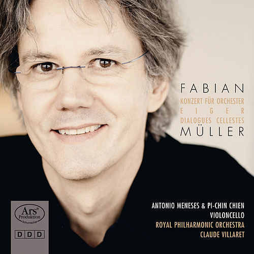 Muller: Eiger, Concerto for Orchestra & Double Concerto for 2 Cellos by Royal Philharmonic Orchestra
