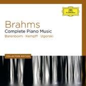 Brahms: Complete Piano Music by Daniel Barenboim