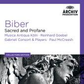 Biber: Sacred And Profane by Musica Antiqua Köln