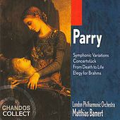 Parry:  Symphonic Variations by Sir Hubert Parry