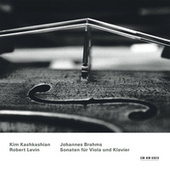 Johannes Brahms - Sonaten für Viola und Klavier de Kim Kashkashian