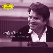 The Mozart Recordings on DG by Emil Gilels