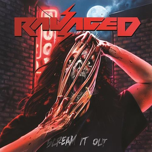 Scream it Out (EP) by Ravaged