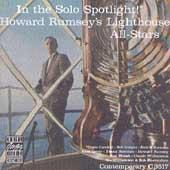In The Solo Spotlight by Howard Rumsey's Lighthouse All-Stars