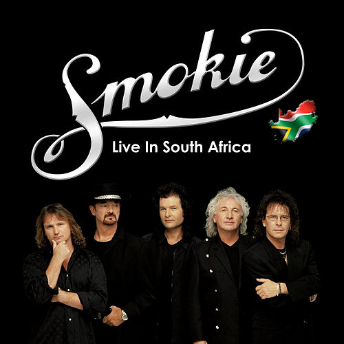 Live in South Africa by Smokie