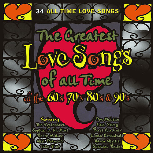 The Greatest Love Songs of All Time of the 60's, 70's & 80's by The Romancers