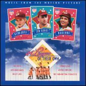 A League Of Their Own Music From The Motion Picture by Various Artists