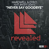 Never Say Goodbye de Hardwell