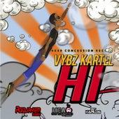 Hi - Single de VYBZ Kartel
