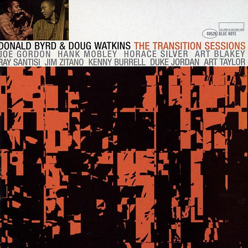 The Transition Sessions by Donald Byrd