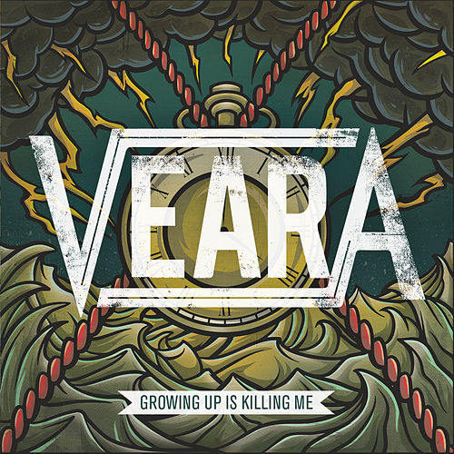 Growing Up Is Killing Me by Veara
