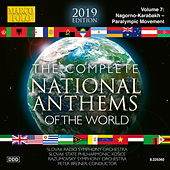 The Complete National Anthems of the World (2013 Edition), Vol. 7 de Various Artists