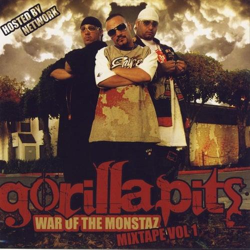 War Of The Monstaz by Various Artists