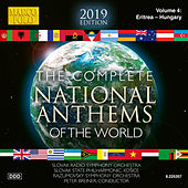 The Complete National Anthems of the World (2013 Edition), Vol. 4 de Various Artists