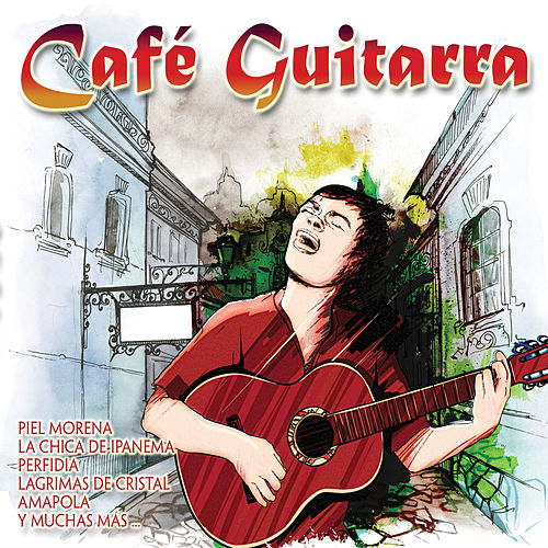 Café Guitarra by Various Artists