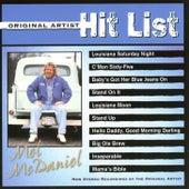Original Artist Hit List: Mel McDaniel by Mel McDaniel