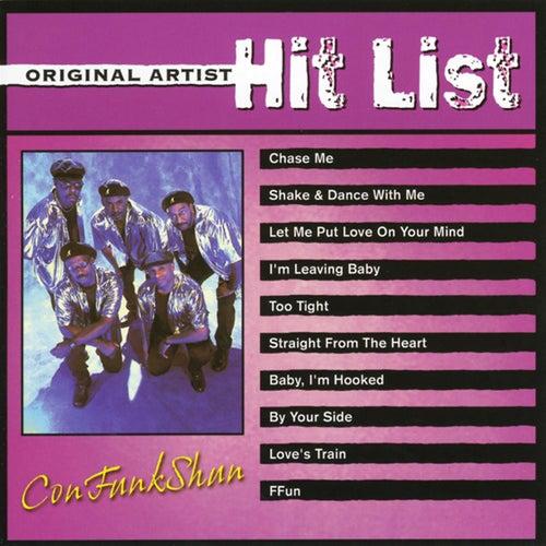 Original Artist Hit List: ConFunkShun by Con Funk Shun