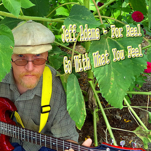 Go With What You Feel by Jeff Adams - For Real