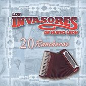 20 Rancheras de Los Invasores De Nuevo Leon
