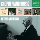 Arthur Rubinstein Plays Chopin - Original Album Classics by Arthur Rubinstein