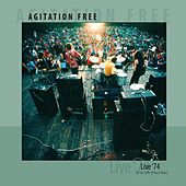 Live '74 - At The Cliffs Of River Rhine by Agitation Free