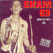 Greatest Hits Live by Sham 69