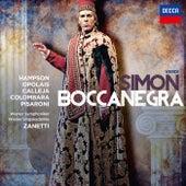 Verdi: Simon Boccanegra de Thomas Hampson