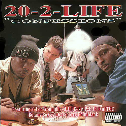 Confessions by 20-2-Life