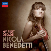 My First Decade by Nicola Benedetti