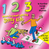 123: Learn to Count with the Sticky Kids by Sticky Kids