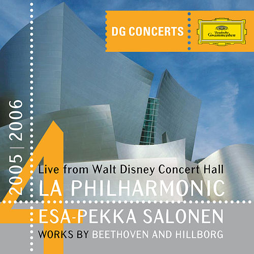 Beethoven: Symphonies Nos. 7 & 8 / Hillborg: Eleven Gates by Los Angeles Philharmonic Orchestra