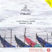 I Musici - Recital (Corelli-Bomporti-Paisiello-Telemann-Vivaldi) by Various Artists