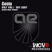 Sky Light / Only You - Single von Costa