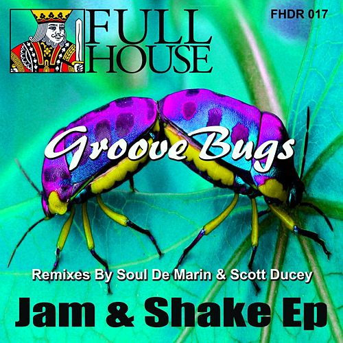 Jam & Shake - Single (EP) by Groove Bugs : Napster